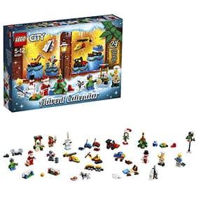 LEGO 60201 City Advent Calendar 2018
