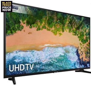 "Samsung 55"" 4K UHD LED TV Black Friday Deal"