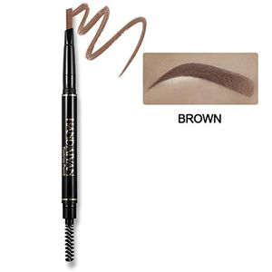 90% off Automatic Retractable Brow Pen with Brow Comb Brush