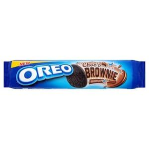 HALF PRICE Oreo Choco Brownie Flavour Cookies 154G