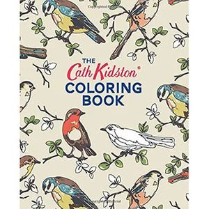 The Cath Kidston Coloring Book (Also Floral Version)