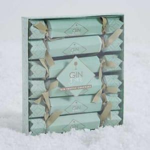 Gin Truffle Crackers