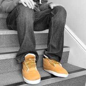 Work Boot Slippers for Men