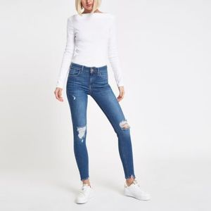 Amelie Ripped Jeans