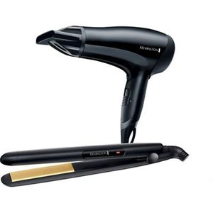 Remington Hair Dryer& Straighter