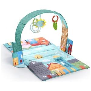 Bright-Starts Baby Micro-Fold Travel Gym & Change Mat