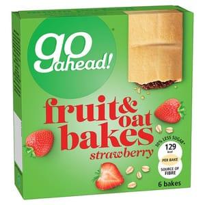 Go Ahead Strawberry Bakes HALF PRICE