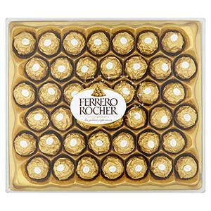 Ferrero Rocher, 42 Pieces, 525 G Free Delivery with Code