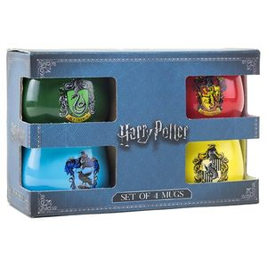 Harry Potter Crests Mug Set