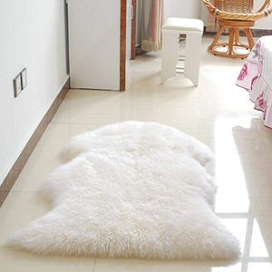 Super Soft Luxury Fluffy Shaggy Faux Fur Area Rug