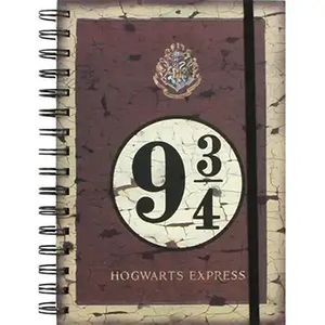 A5 Harry Potter Hogwarts Express Notebook
