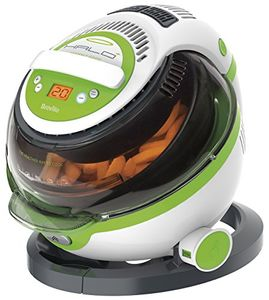 Breville Halo plus Health Fryer - White/Green