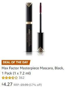 Max Factor Masterpiece Mascara - BETTER THAN HALF PRICE on MONDAY
