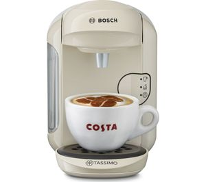 TASSIMO by Bosch Vivy2 Hot Drinks Machine - Various Colours