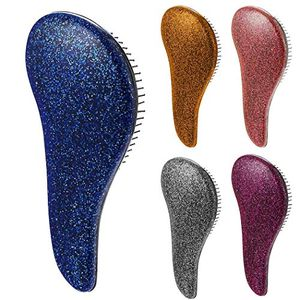 Portable T-Handle Massage Comb Hair Care Anti-Static Comb Hair Styling (1PC)