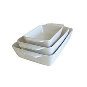 Ceramic Roasters - Set of 3 Free C&C