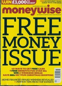 Free Money Wise Mag worth £3.95