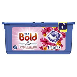 Bold 3-in-1 Pods with a Touch of Lenor, 29 Washes (Add-On)