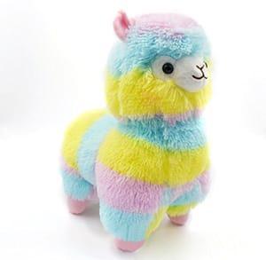 18cm Colorful Kawaii Alpaca Llama Free Delivery 3 42 At Amazon
