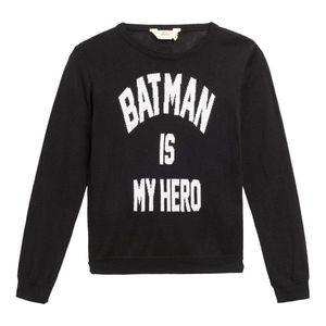 Little Eleven Batman is My Hero Jumper