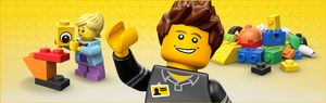 FREE £5 Lego for Kids EVERY MONTH with In-Store Lego Workshop