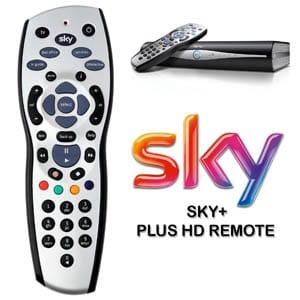 SKY plus HD Remote