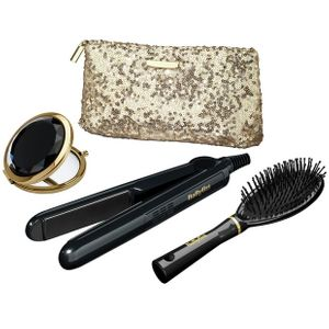 BaByliss 2858GU Sheer Glamour Hair Straightener Set