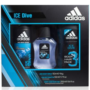 Adidas Ice Dive Gift Set 3pc