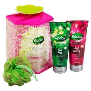 Radox Boost Your Body Gift Set