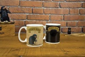 Fantastic Beasts Niffler Heat Change Mug