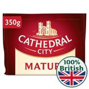 Cathedral City Mature Cheese 350g