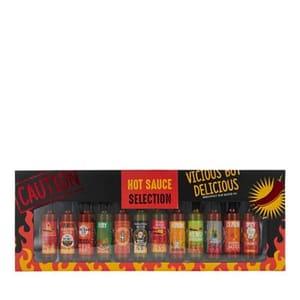 Debenhams - 12 Hot Sauce Selection