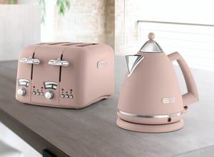 De'Longhi Argento Kettle & Toaster Was £59.99 Now £29.99 Each