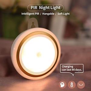 LED Night Light LED Lamp Kit Motion Movement Sensor Light