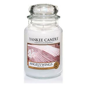 Yankee Candle Large Jar Candle (Angel's Wings)