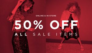 Extra 10% off Sale Items at Monsoon