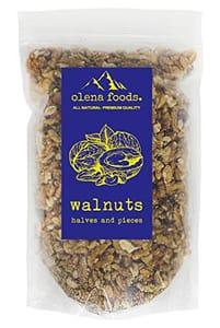 Bargain! Raw Walnuts Halves & Pieces 1kg