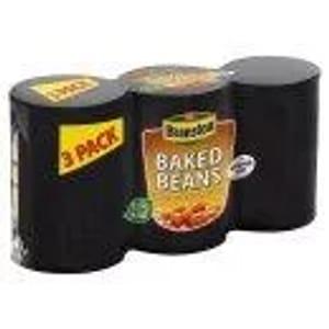 Branston Baked Beans in Tomato Sauce 3 Pack
