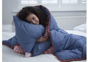 Coverless Duvet - Night Owl - the Duvet That is Always Ready for Bed