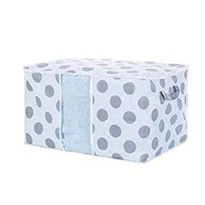 80% off Cabinets Clothes Quilts Storage Bag Luggage Organizer Box on Amazon