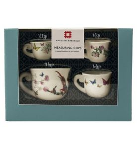 English Heritage Measuring Cups