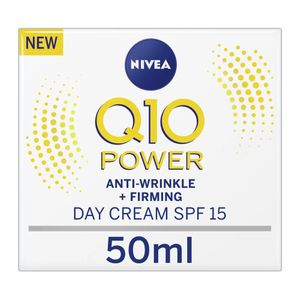 Nivea Power Q10 Anti-Wrinkle Day Cream SPF 15 50ml