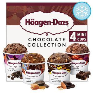 Haagen Dazs Ice Cream Collection Minicups 40%off