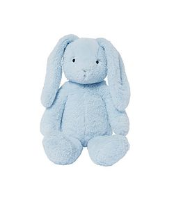 Blue Snugglle Bunny