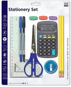 Anker School Stationery Set