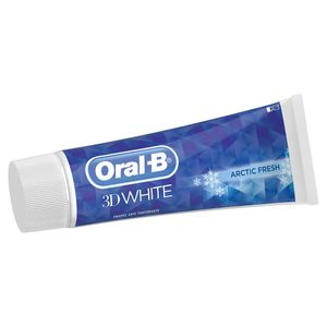Oral-B 3D White Arctic Fresh Toothpaste 75ml