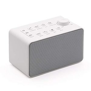 White Noise Machine, Sleep Sound Machine with 8 Soothing Nature Sounds