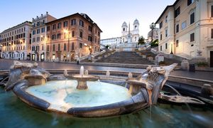 Rome: 2-5 Nights at a Choice of 4* Hotels with Breakfast and Flights*