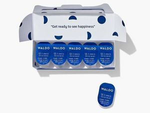 Free Contact Lenses - 10 Pairs! (£2.95 Postage)