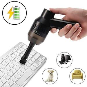 Keyboard Cleaner,CrazyFire Keyboard Vacuum,Rechargeable